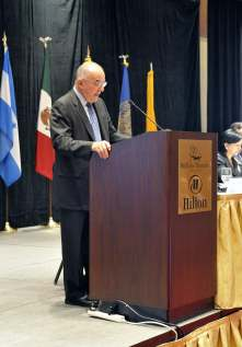 1731 VP Stobo addresses guests