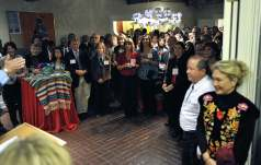 30 Vesta Richardson Reception 10-6-09