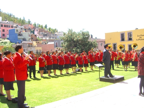 Banda Clausura SBS 2005 010