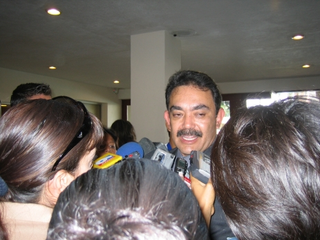 Entrevista Sec. Salud Jalisco