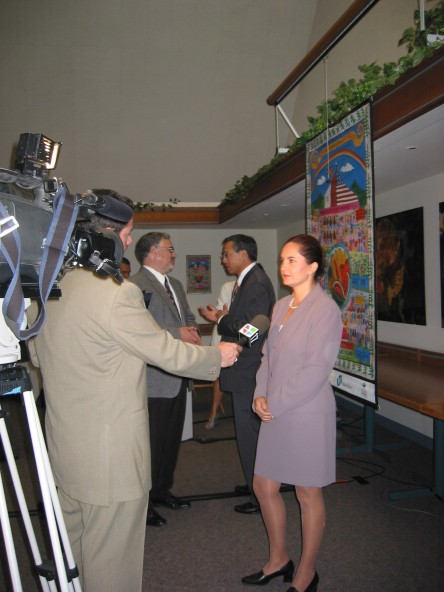 Forum UCSD conferencia prensa