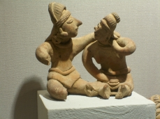 Pareja Pieza Prehispanica Museo Rafael Coronel 018