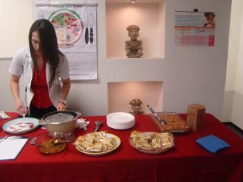 taller de nutricion Mc Allen